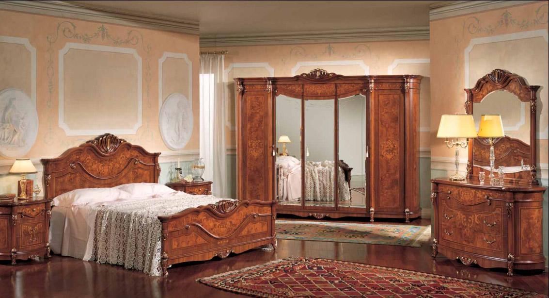 купить элитные спальни италии итальянская мебель фабрика Grilli