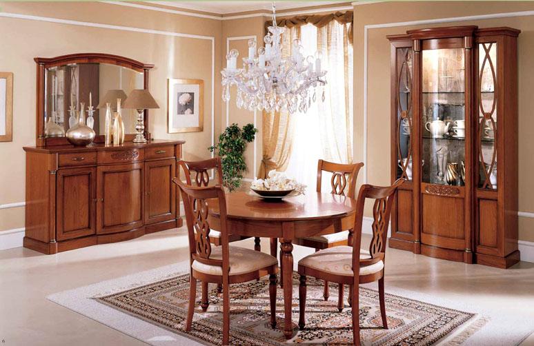 гостиные и столовые италии классика Tiffany тиффани фабрики Armobil