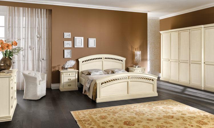 купить спальни италии классика итальянская мебель спальня Angelica
