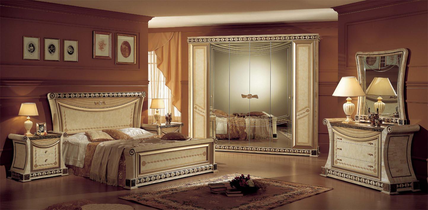 купить спальни италии итальянская мебель классика спальня
