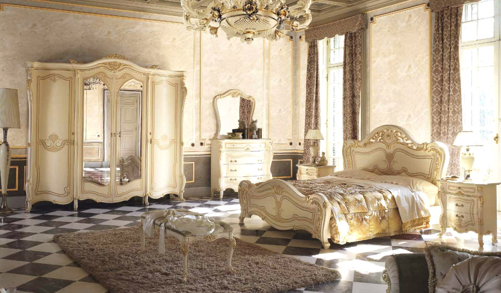 купить спальни опера италии классика спальня итальянская мебель