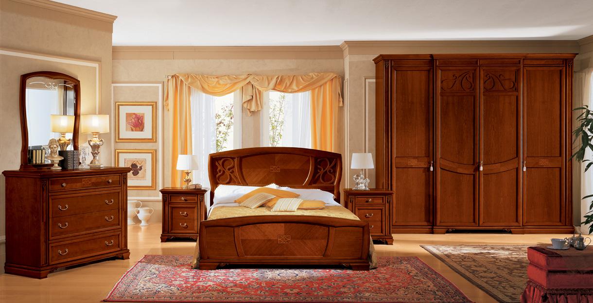 купить спальни италии классика спальня итальянская мебель Tosca