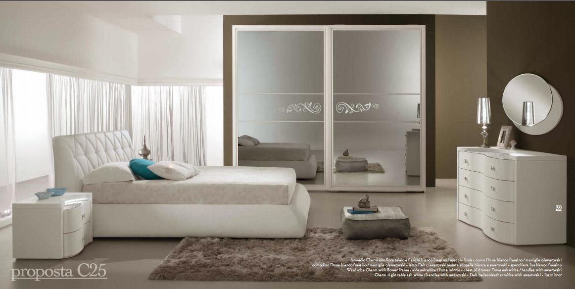 спальни италии модерн Prestige C25 мебель производства италия купить