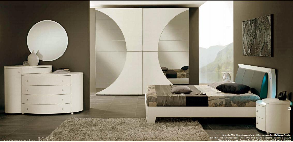 спальня италии Prestige K45 модерн итальянская мебель Prestige K45