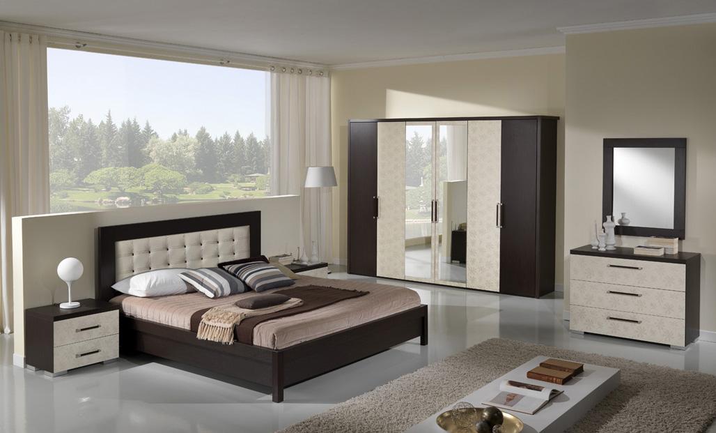 итальянская мебель купить спальни италии модерн спальня Patty Beige
